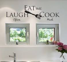 Vinyl Wall Quotes This Is Cute For A Kitchen