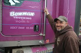 MEET THE TEAM - BOWMAN TRUCKING How Truck Drivers Can Stay Healthier On The Road Driver A Trucker Earn Over 100k Uckerstraing Want Life Open Heres What Its Like To Be Westtransauto Inc Columbia Missouri Accident Lawyers Bley Evans The Best Blogs For Truckers Follow Ez Invoice Factoring Latest Driver Cited In Crash With Driverless Bus New Preowned Chevy Buick Dealership Woodstock Il Driving Jobs Veterans Get Hired Today Gi To Expect During Class A Cdl Traing School Why I Always Wanted Willem Henri Lucas