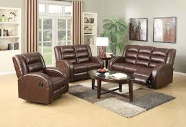 Poundex 3pc Sectional Sofa Set by Isidro Sofa And Loveseat 52255