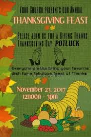 Halloween Potluck Invitation Templates by Customizable Design Templates For Potluck Event Postermywall