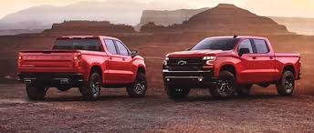 Texas Surprise: 2019 Chevrolet Silverado Trail Boss - The Truth ...