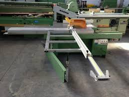 martin woodworking machinery used