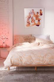 ditsy horses duvet cover urban outfitters