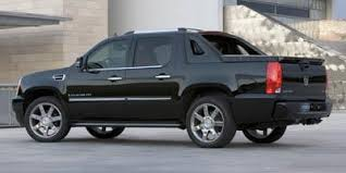 2007 Cadillac Escalade EXT EXT 4D AWD Specs and Performance