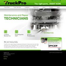 TruckPro Competitors, Revenue And Employees - Owler Company Profile
