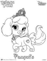 Palace Pets Pumpkin by Disney Princess Skgaleana Part 3