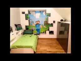 Nice Minecraft Bedroom Decor Cool Theme Ideas Youtube