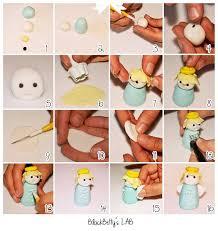 tuto fimo petits anges à créer en pâte polymère paperblog