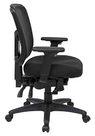 Tempurpedic Desk Chair Amazon by Amazon Com Office Star Progrid Back Managers Chair With 2 Way