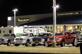 100 Sport Truck Rv Lees Auto RV Ranch Case Study Earthlight Technologies