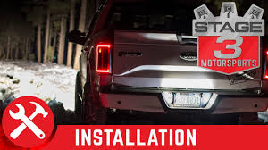 2011 2017 f150 diode dynamics led license plate lights install