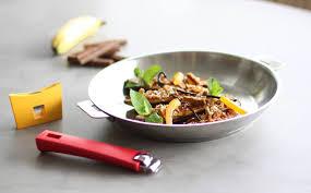 batterie de cuisine cristel les 3 avantages d une poêle induction en inox cristel