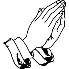 To Print Praying Hands Coloring Page