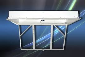 support tv au plafond support tv de plafond contemporain motorisé pour plafond