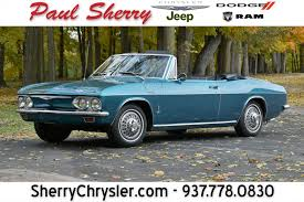 100 Corvair Truck For Sale 1965 Chevrolet Monza CP15842 Paul Sherry Chrysler Dodge