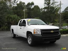 2007 Chevrolet Silverado 1500 Work Truck Extended Cab In Summit ...