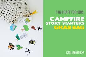 Fun Summer Craft For Kids Story Starters Grab Bag