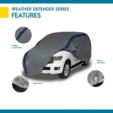 100 Full Size Trucks Duck Covers Weather Defender SUVTruck Cover Fits SUVs Or