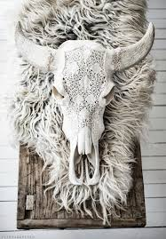 Decorated Cow Skulls Pinterest by 141 Best Decorative Cattle Skulls Images On Pinterest Bull