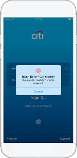 Citi Mobile & line Banking Digital Services Citibank