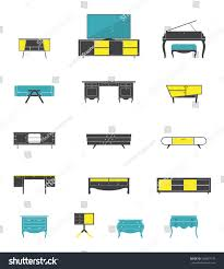 Icon Set Home Office Furniture Interior Stock Vector 266847170 ... 21 Outstanding Craftsman Home Office Designs Cool Office Layouts Chinese Wisdom Feng Shui Tips Frontop Cg 15 Exquisite Offices With Stone Walls Personality And Fniture Interior Decorating Ideas Design Concepts Wallpapers For Android Places Articles Software Tag Amazing Modern 6 Armantcco Inspiration Lsn News Desk Job A Study In Home And Design Cporate