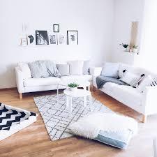 wohnzimmer sofa hygge scandi