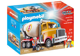 Cement Truck - 9116 - PLAYMOBIL® Canada Playmobil 4129 Recycling Truck With Flashing Light Toy In Review Missing Sleep Sealed Set 5938 Green W Figures Recycle The City Action New And Sealed Recycling Truck Garbage Bin Lorry Vintage Service Whats It Worth Playmobil Playmobil City Life Toys Need A 123 6774 United Kingdom 3121 Life Youtube 4129a Take Along School House 5662 Canada