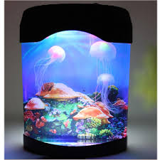 Lava Lamp Cloudy After Shipping by Gearmax Novelty Led Artificial Jellyfish Aquarium Lighting Fish