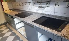 bornheim granit arbeitsplatten und sockelleisten rosa beta