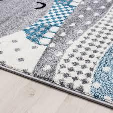 tapis pour chambre tapis pour chambre enfants blue gris