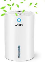aokey luftentfeuchter 900 ml entfeuchter elektrisch