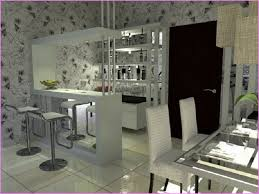 Grand Living Room Mini Bar Furniture Design EBBE16