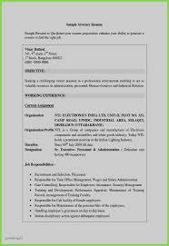 New Resume Examples Administration Summary Fice