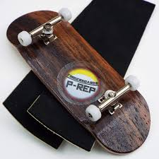 Amazon.com: P-Rep EBONY 34mm Complete Wooden Fingerboard W CNC ...