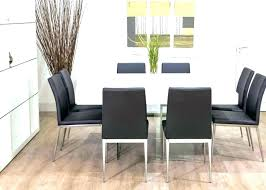 Square Dining Room Table For 8 Seats Seat Kitchen Dimensions