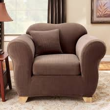 Bed Bath And Beyond Sure Fit Slipcovers by Buy Sure Fit Chair Slipcovers From Bed Bath U0026 Beyond