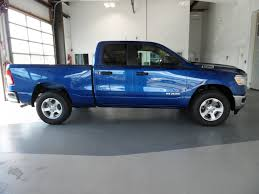 2019 New Ram 1500 Tradesman 4x4 Quad Cab 6'4