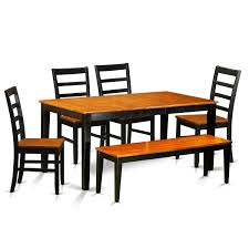 NIPF6-BCH 6-Pc Dining Set - Tables And 4 Dining Chairs Plus ... Cophagen 3piece Black And Cherry Ding Set Wood Kitchen Island Table Types Of Winners Only Topaz Wodtc24278 3 Piece And Chairs Property With Bench Visual Invigorate Sets You Ll Love Walnut Tables Custmadecom Cafe Back Drop Leaf Dinette Sudo3bchw Sudbury One Round Two Seat In A Rich Finish Sabrina Country Style 9 Pcs White Counter Height Queen Anne Room 4 Fniture Of America Dover 6pc Venus Glass Top Soft