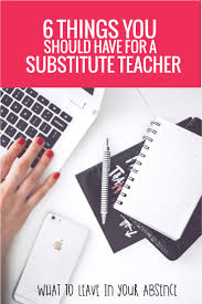 Substitute Worksheets For Middle School Math
