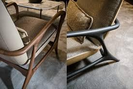 100 Contemporary Armchair Armchair In Canaletto Walnut Or Ashwood IDFdesign