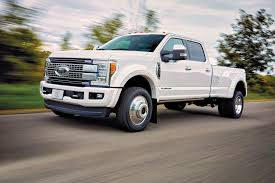 100 Three Quarter Ton Truck 2017 Ford Super Duty