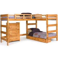 Triple Bunk Bed Plans Free by Cool Triple Bunk Bed Plans L Shaped Images Design Inspiration