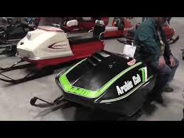 Northern Lights Arena Vintage Snowmobile Show Swap Alpena