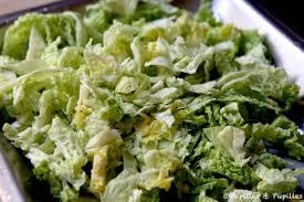 cuisiner un chou vert poêlée de pommes de terre sautées et chou vert