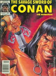 Savage Sword Of Conan 1974 Magazine 130
