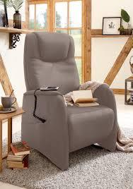 home affaire tv sessel mamba 3 größen wahlweise manuell oder elektrisch verstellbar mit und ohne aufstehhilfe