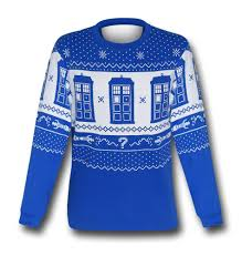 Dr Who Dalek Christmas Tree by Doctor Who Christmas Sweater Sweatshirts