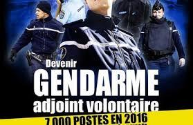 bureau de recrutement gendarmerie etape 2 l inscription et première convocation concours gav