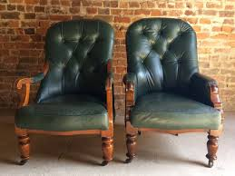 Antique Leather Armchairs Pair Library Chairs Victorian Mahogany ... Early Victorian Mahogany And Leather Armchair C 1850 United 19th Century Pair Of English Armchairs For Sale Stunning Antique Marylebone Antiques Quality 1870 England From Deep Buttoned C1850 429276 Burgundy Gentlemans Chairs Accent Chair Whit Oval Back And Arm Occasional Ideas
