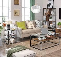 vintagebraun schwarz let03bx wohnzimmer lounge industrie